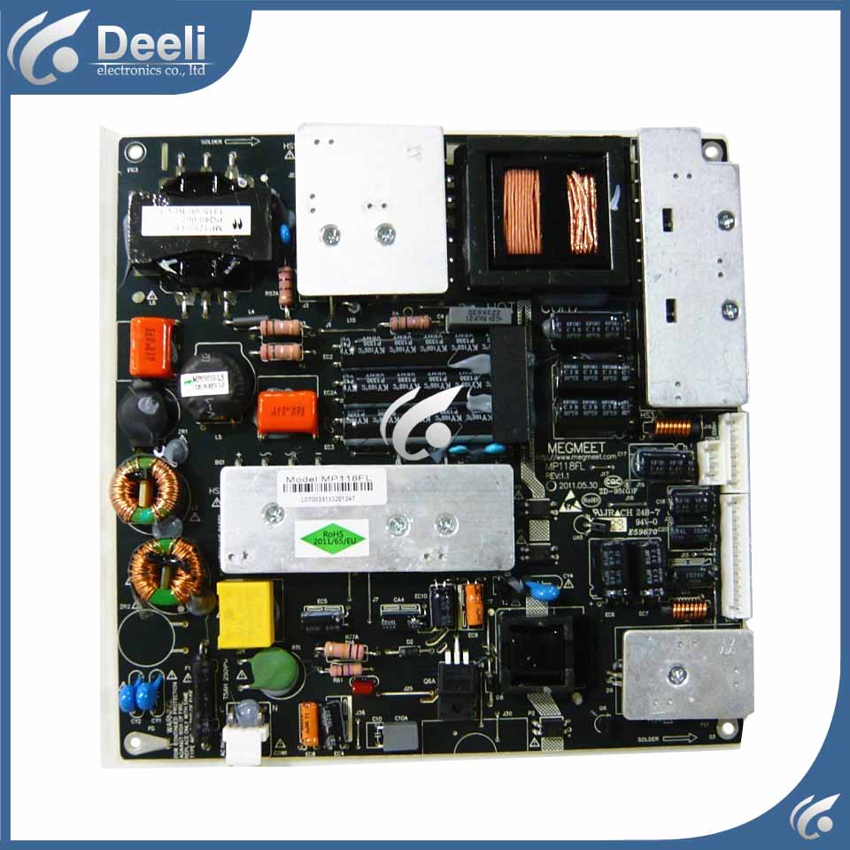 good working for universal power supply board MP118FL REV1.1 32/42 inch MP118T MP118FL-T used board good working original used for power supply board led50r6680au kip l150e08c2 35018928 34011135