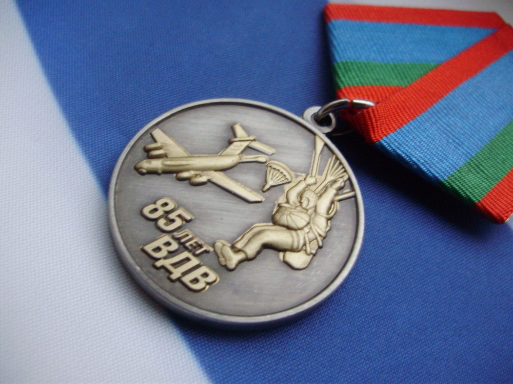 Costumes feito medalha de metal de alta qualidade venda Quente Russo militar medalha medalha medalha militar de baixo preço oem país hl600013