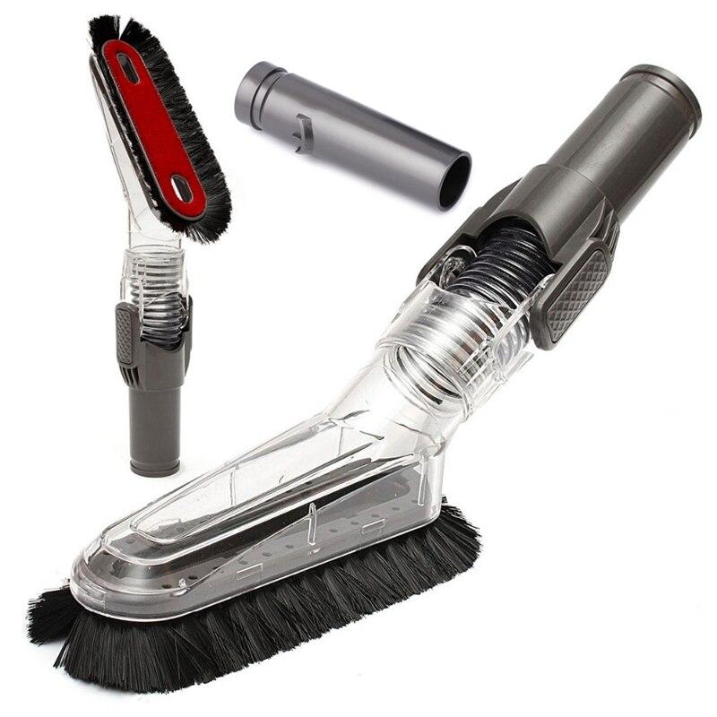 Best Flexible Anti Static Brush Soft Dusting Brush For Dyson Dc49 Dc59 Dc62 V6 Dc52 Dc56 Dc37 Dc45 Dc48 Allergy Tool Kits