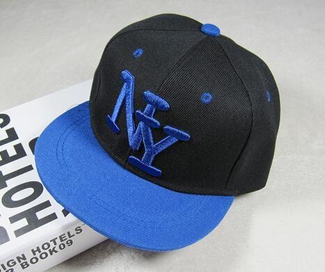new concept 993d0 68792 Xsyyfast 1pcs lot korean kid letter NY baseball cap Hip Hop