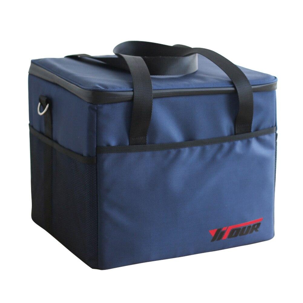 37L sac isotherme haute qualité voiture glace pack pique-nique grands sacs isothermes paquet d'isolation thermo ThermaBag réfrigérateur