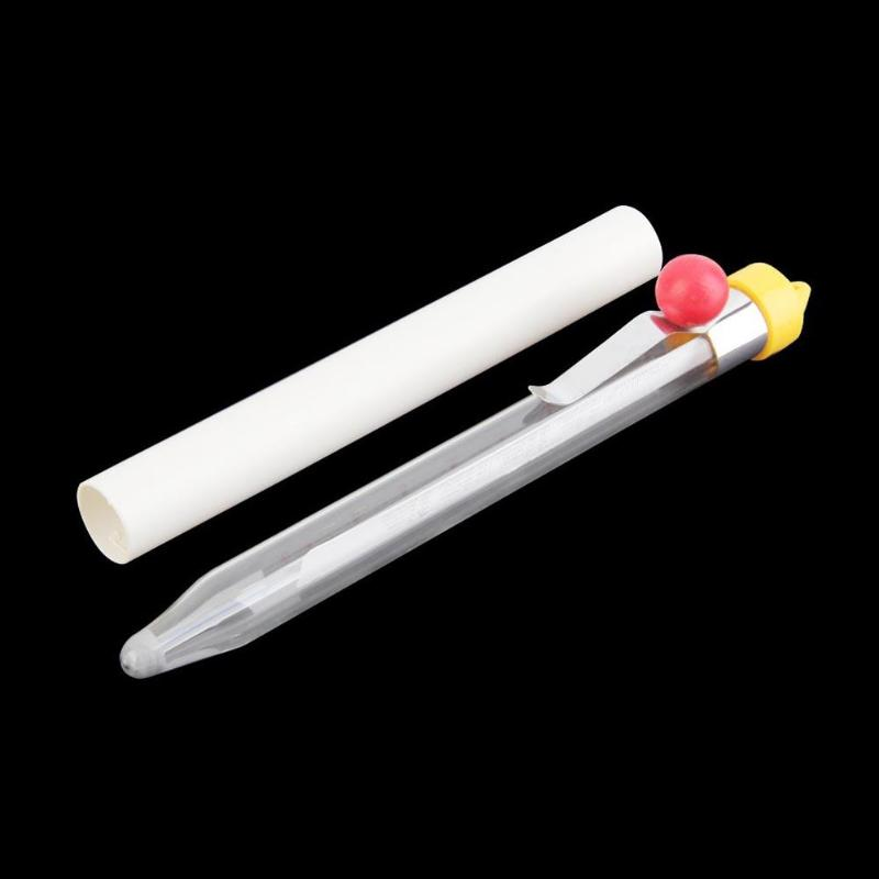 Food-safe Kitchen Thermometer Jam Sugar Cook Temperature Stick Double Scale Display Sugar Deep Fry Thermometer Home & Garden