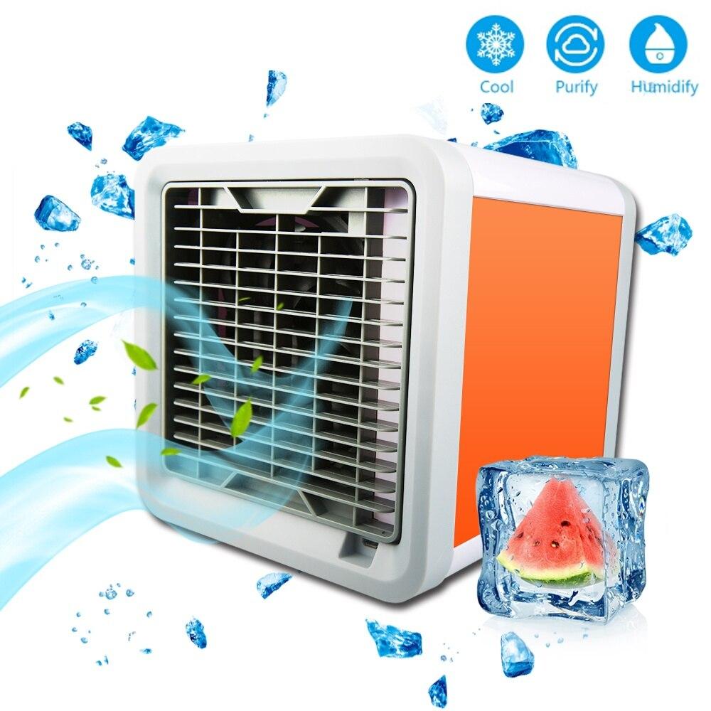 Nuovo Portatile Mini Condizionatore D'aria Artic di Raffreddamento di Aria di Raffreddamento di Aria Artica Rapido Modo Semplice per Raffreddare Qualsiasi Spazio Condizionatore D'aria