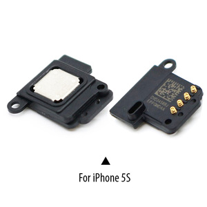 Image 5 - Fone de ouvido flexível para iphone, 1 peça, original, 5, 5S, 6, 6s, 7, 8, plus, receptor de som, estêncil peças de reparo para substituição