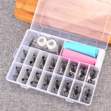 38 PCS/SET Russian Brazil Confectionery Cake Shop Pastry Tools For Decoration Inventory Bags Nozzles Cream