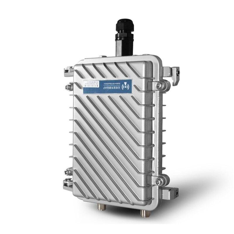 Image 4 - Высокая мощность 300 Мбит/с Открытый Беспроводной роутер CPE Wifi ретранслятор WiFi усилитель сигнала длинный Wifi точка доступа маршрутизатор-in Беспроводные маршрутизаторы from Компьютер и офис