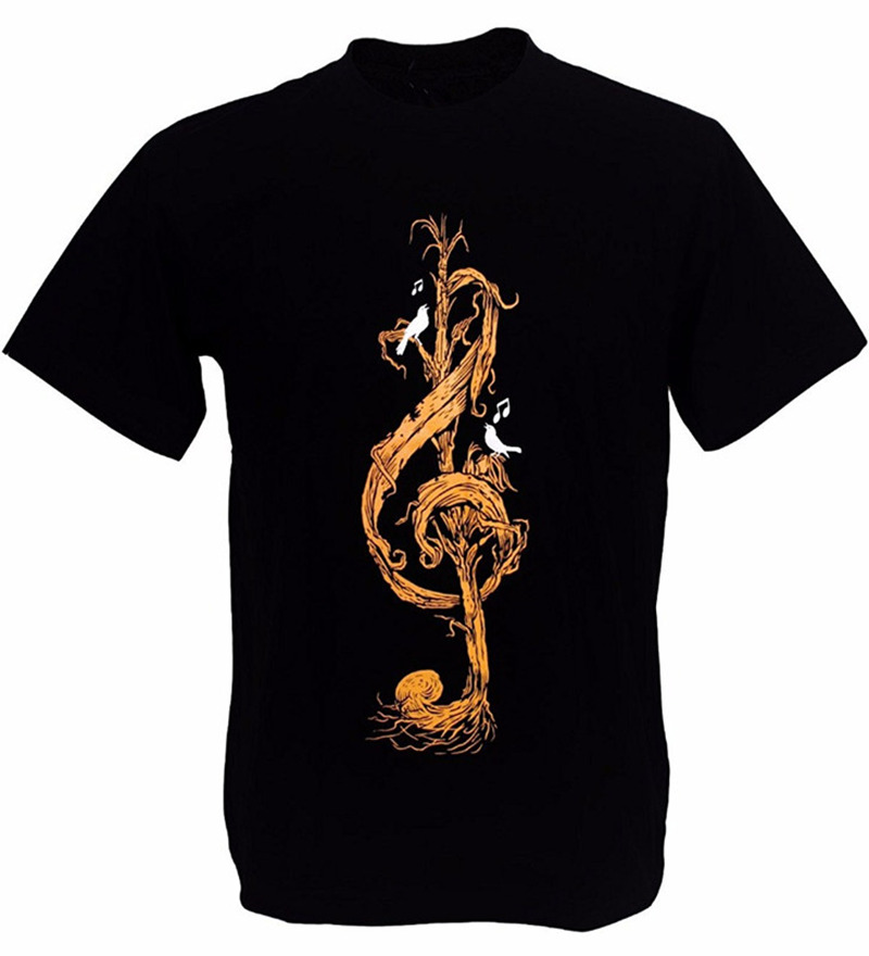 T Shirt Shop Short Men Trendy Printed Short Sleeved O-Neck Tall T Shirt