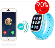 waterproof smart watch with Touch Screen Smart Watch Children SOS Call Location Finder Device Tracker Kid Safe Anti Lost Monitor