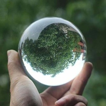 2019 New Kids Toy Balls Clear Glass Crystal Ball Healing Sphere Photography Props Photo Gifts 30-50mm Children Game Outdoor Toys 1