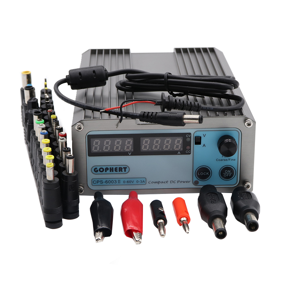 CPS6003 60 V 3A 220 v 0.01 V/0.03A numérique réglable DC alimentation à découpage alimentation CPS-6003