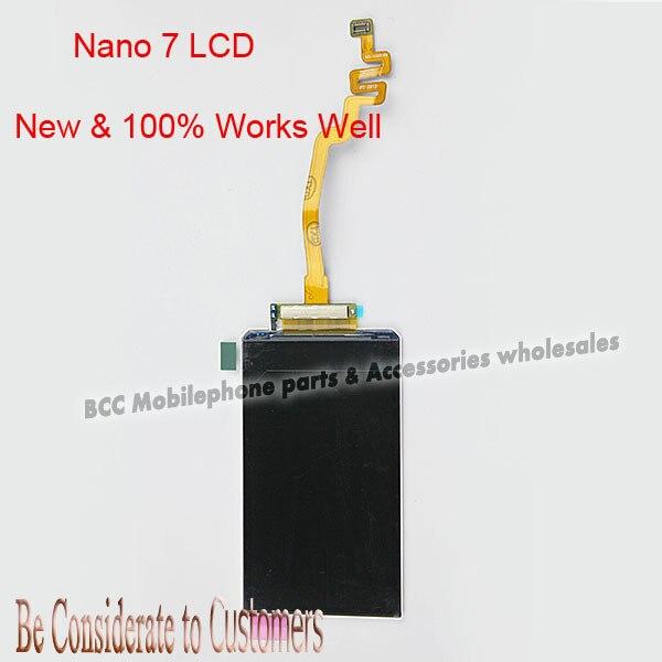 Новый ЖК-Экран для Ipod Nano 7 7-й 7 Г gen Genuine OEM Бесплатная Доставка