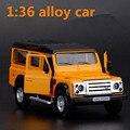 1:36 modelos de automóviles de aleación, alta simulación juguetes buggy, metal funde, tire Del Juguete Vehículos, envío gratis