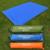 Para VENDA!! FRETE GRÁTIS Barraca de Lona À Prova D' Água Material de Revestimento PU PU de Alta Qualidade 210 T Oxford Camping Piquenique Praia Tarp Tenda Telhado