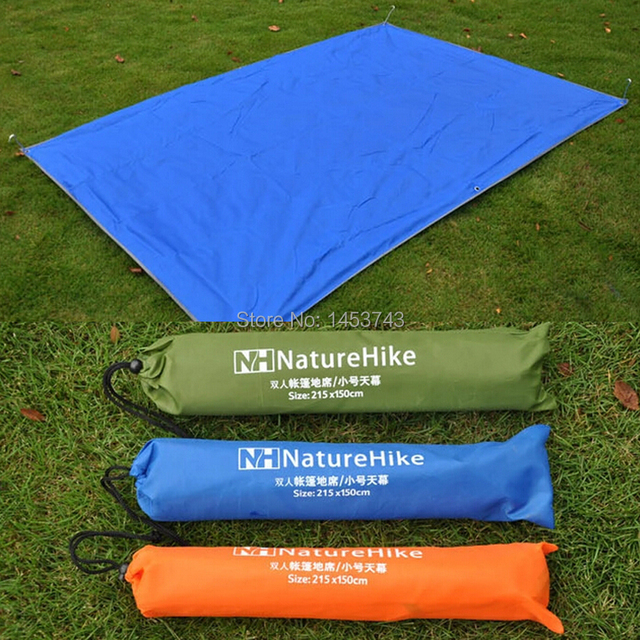 SALE!! FREE SHIPPING Tent Tarp Waterproof  PU Coating PU High Quality 210T Oxford Material Camping Picnic Beach Tent Roof Tarp