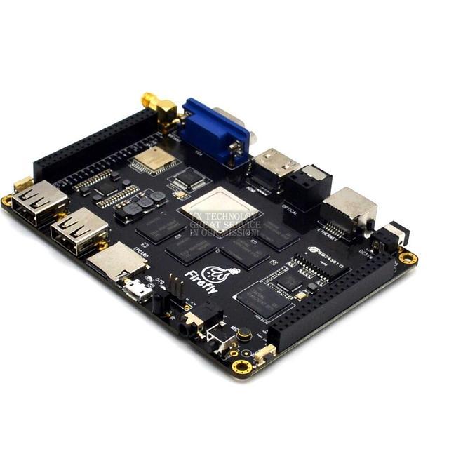 Firefly-RK3288 ARM развития борту карты компьютер Ubuntu Android Linux с открытым исходным кодом аппаратных