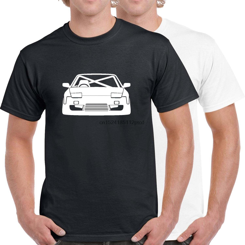 T-shirt Nissan S13 Silvia CA18DET