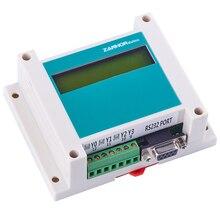 Промышленный ПЛК 10MR 20M 3AD плата контроллера реле или транзисторная Плата развития для Arduino UNO