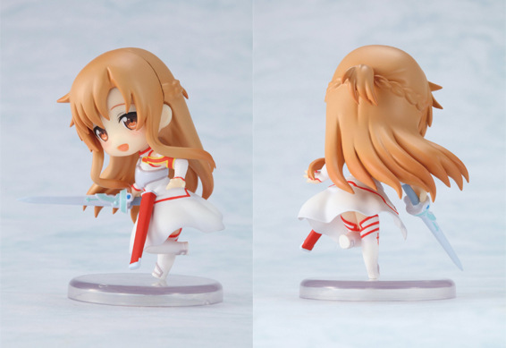 Sword Art Online Mini Figures 6 pcs/set