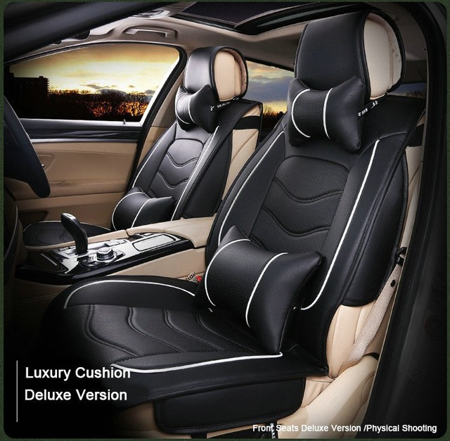 Bmw X6 Seat Covers: Aliexpress.com : Buy Red/Black/Grey Brand Leather Seat