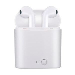 Image 3 - אלחוטי bluetooth אוזניות אוזן ניצנים באוזן אוזניות ספורט עם טעינת מקרה מיקרופון סטריאו אוזניות תואם iOS Androi Huawei