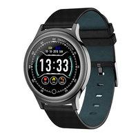 Smart Watch Q28 1.54 Large Screen fitness reminder message push sleep monitor Bracelet IP68 Swimming Long Standby wristband