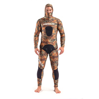 SEAC 5MM Diving Wetsuit Men's Full Body Sports Suits Yamamoto Diving Suit Rash Guards Jumpsuit Spearfishing Keep Warm Swimsuit