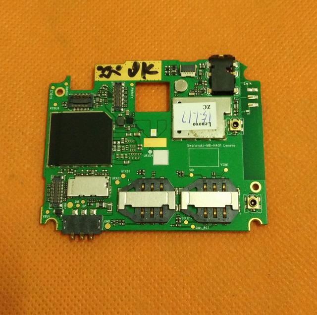 """Usado original placa madre para lenovo s820 mtk6589 quad core 4.7 """"hd 1280x720 envío libre"""