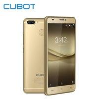 Cubot H3 4G LTE Unlock Mobile Phone Fingerprint 6000mAh Smartphone 5 Inch Android 7 0 Nnougat