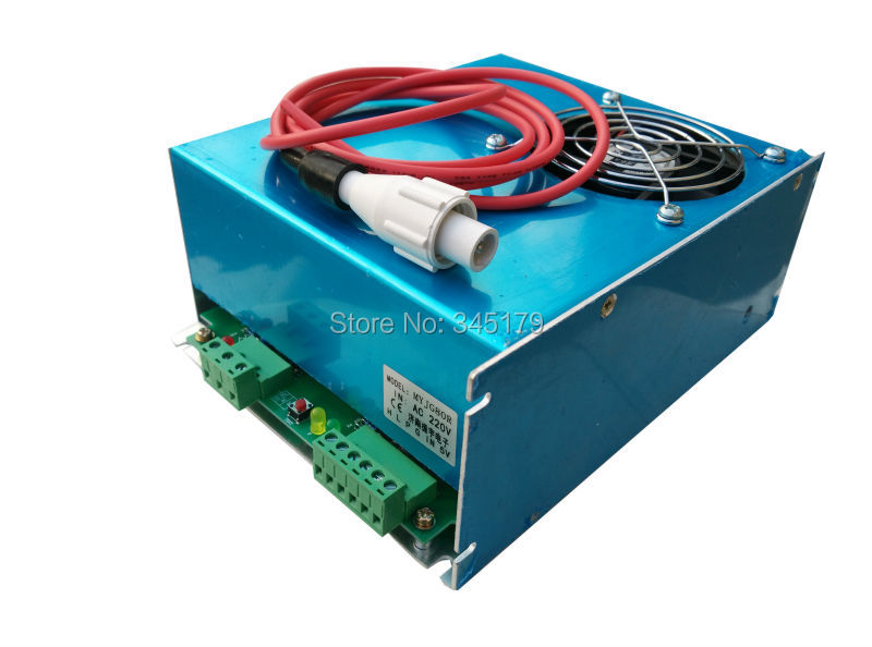 DY10 Reci 80W Co2 laser power supply for reci W2 laser tube reci 80w laser power