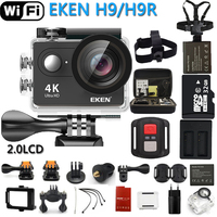 Original EKEN H9 H9R Remote Control Ultra HD 4K WiFi DV Action Sports Camera Video Digital