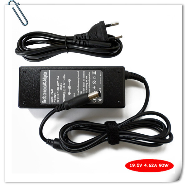 90W Notebook Power Supply Cord For Dell LA90PE1-01 PA-1900-28D J62H3 19.5V 4.62A Laptop AC Adapter Charger Ordinateur Portable