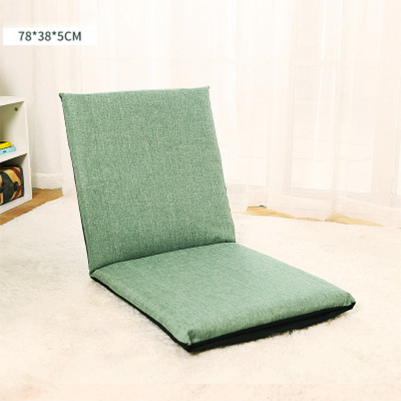Chair-Sofa Bed Lounge Sleep-Chair Relaxing Folding Home-Furniture Single Seat-Cushion