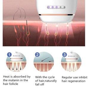 Image 2 - Laser Depilator IPL Epilator Permanent Hair Removal Touch Body Leg Bikini Trimmer Photoepilator For Women