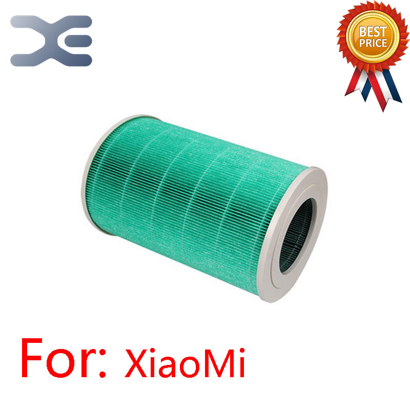 For XiaoMi Air Purifier Parts Filter Fog Haze Formaldehyde pm2.5 Cylinder Hepa Activated Carbon Filter Cylinder hepa filter air purifier for home bedroom formaldehyde pm2 5 haze smoke removing sterilization air conditioning anion oxygen bar