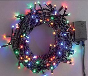 Christmas rice lamp star lighting string festival lights string ...