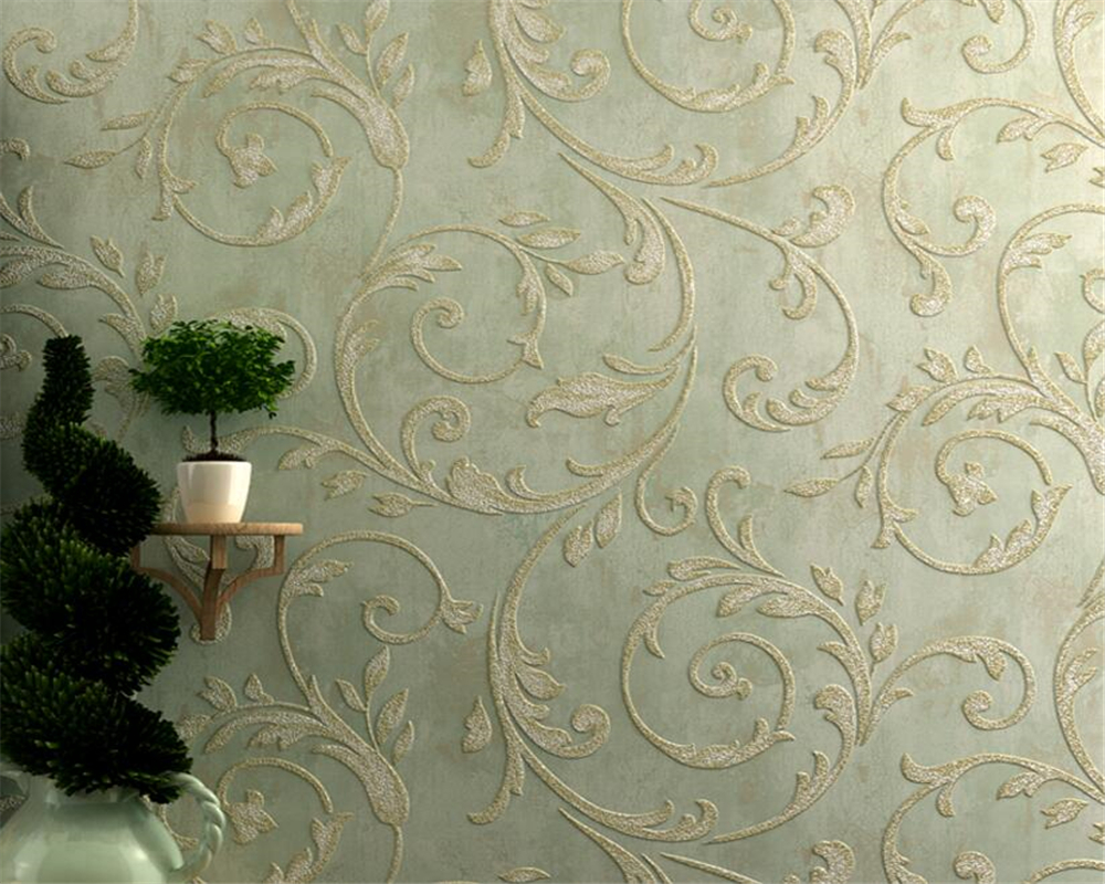 Beibehang wall paper home decor High Quality Wallpaper Bedroom Retro European Style 3D Living Room TV wallpaper for walls 3 d beibehang wall paper home decor luxury high end 3d european tv background wallpaper bedroom living room sofa 3d wallpaper roll