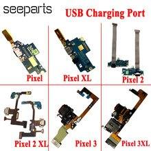 100% Getest Voor Google Pixel 2 Pixel 2XL Usb Charging Dock Port Flex Kabel Vervanging Google Pixel 3 4 Xl usb Opladen Boord