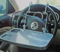 Alta calidad multi-función de auto car mount soporte del sostenedor del soporte para el ipad tablet pc portátil de escritorio de mesa food drink taza de la bandeja