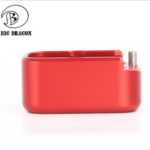 Image 5 - Emersongear Almofada de Base Para Glock IPSC Competição 17 19 23 Glock Tático Glock Coldre Glock Pad Adater para o Tamanho Padrão