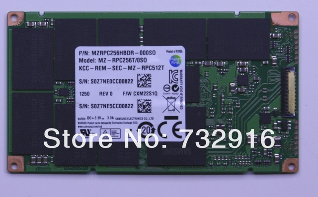 "Бесплатная доставка EMS/DHL 1.8 ""256 ГБ LIF SSD MZRPA256HBDR MZ-RPC2560/0S0 SSD SATA3 6.0 ГБ Для Sony VPC Z21 SA SB SD Z217GH Z219"
