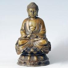 ATLIE BRONZES bronze sculpture buddha statue Amitabha Buddhism temple decoration BD-92