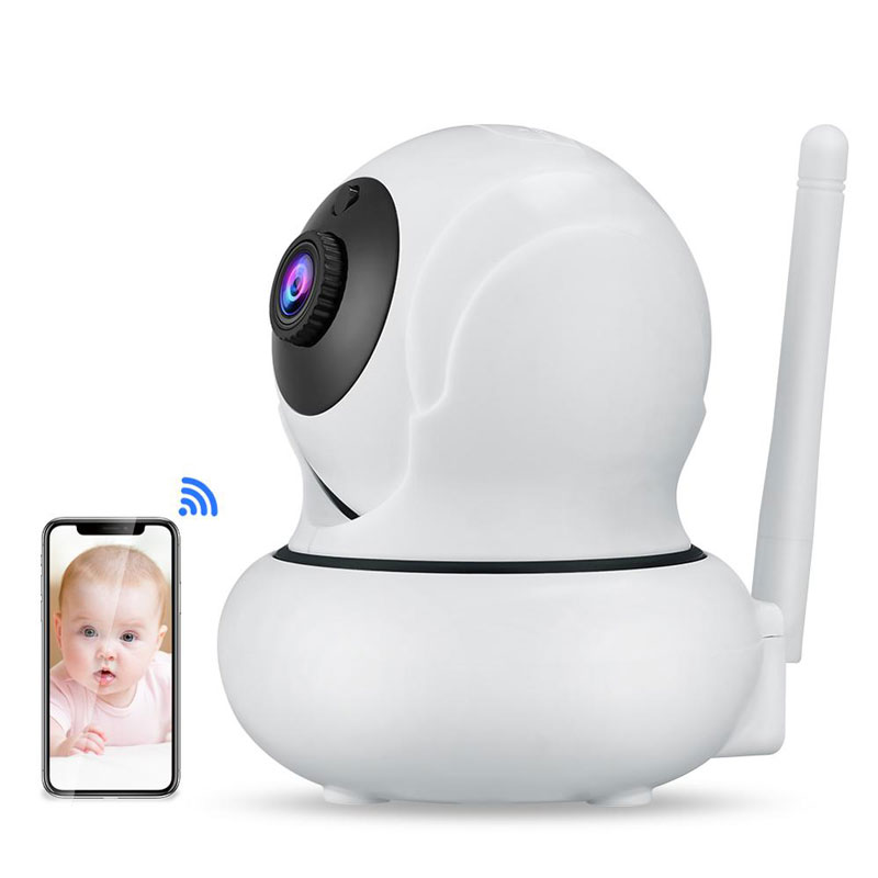 1080P 4X Zoom Face Detection Auto Tracking WIFI IP Camera Pan Tilt 128G SD Card Night Vision Alarm Motion Detection Baby Monitor1080P 4X Zoom Face Detection Auto Tracking WIFI IP Camera Pan Tilt 128G SD Card Night Vision Alarm Motion Detection Baby Monitor