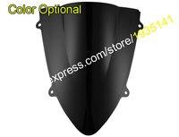 Hot Sales Windscreen Windshield For Kawasaki Ninja 250R EX250 2008 2009 2010 2011 2012 EX 250