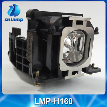 Compatible replacement projector lamp bulb LMP-H160 for AW10 AW10S AW15 AW15KT AW15S VPL-AW10 VPL-AW10S VPL-AW15