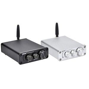 Image 1 - Hi Fi TPA3116 Bluetooth 5,0 усилитель стерео аудио усилитель 50 Вт x2 усилитель аудио для домашнего кинотеатра маленькая Плата усилителя