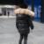 Buenos Ninos vermelho Do Natal meninos meninas pato branco para baixo gola de pele falso destacável outono quente moda inverno coats & jackets 40