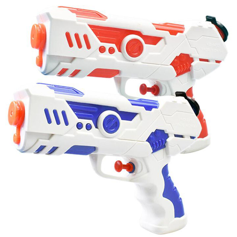 250ML Summer Water Guns Outdoor Games Plastic Beach Bathing Rafting Water Guns Outdoor Playing Gun Toy For Kids Gifts