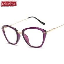 2016 Fashion Eyeglasses Cat Eye Glasses Women Optical Frames