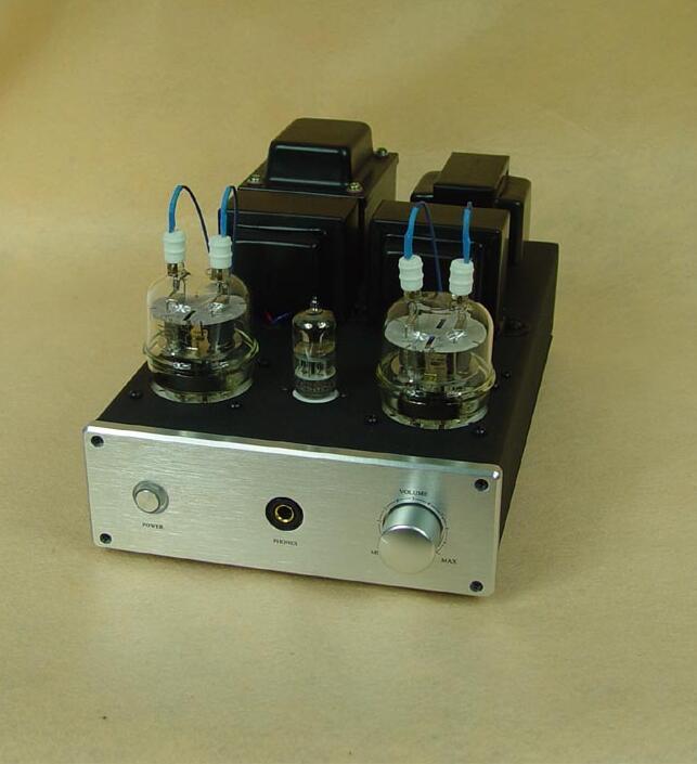 HiFi 6N2 FU32 tube amplifier Handmade scaffolding amplifier output