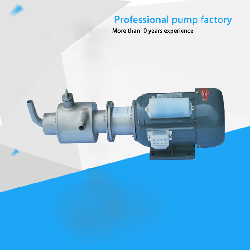 New Product CG32-2-0.75 Type 2m3/h 50m Stainless Steel Single Screw Pump Honey PumpNew Product CG32-2-0.75 Type 2m3/h 50m Stainless Steel Single Screw Pump Honey Pump
